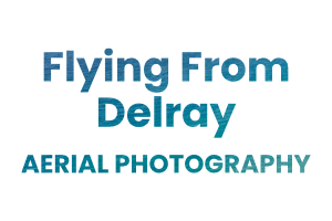 Flying From Delray •Aerial Photography