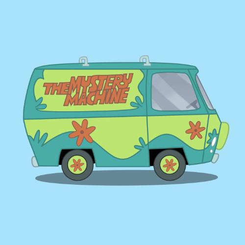 Mystery Machine (Auto Sponsor)