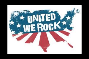 United We Rock Logo